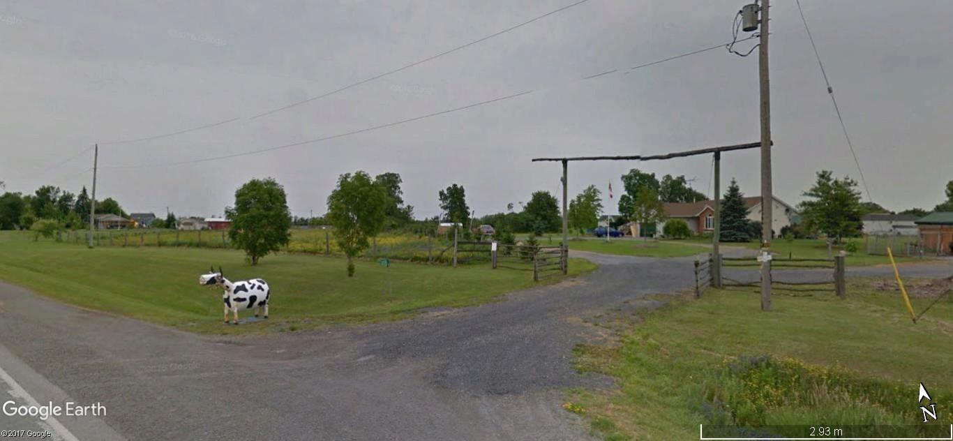 Street View : Les boites aux lettres insolites A141
