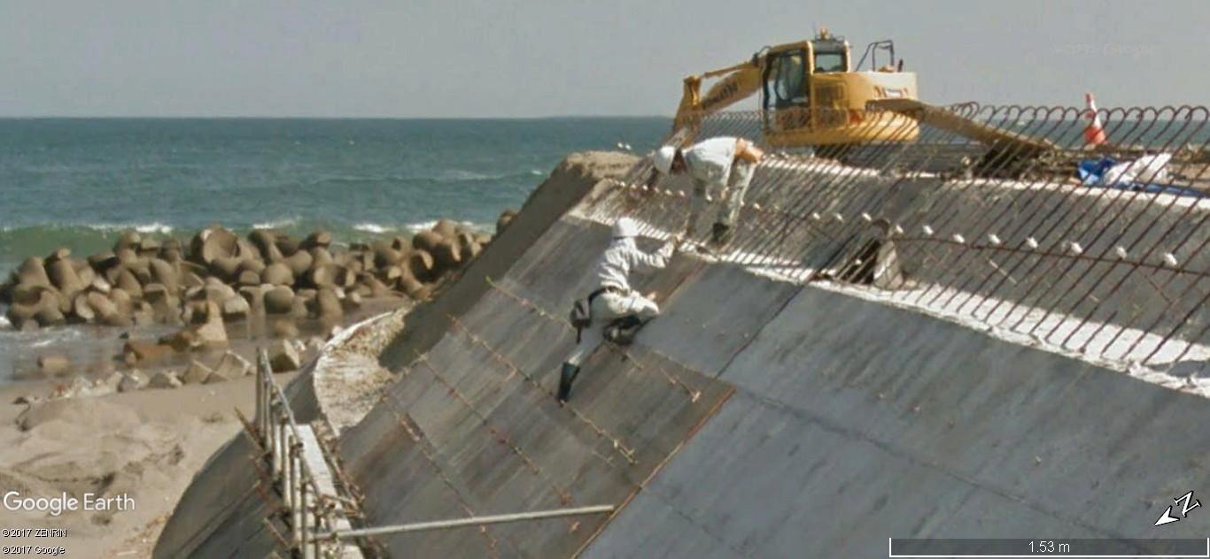 Fukushima. Clichés SV et GE sur une renaissance difficile A166