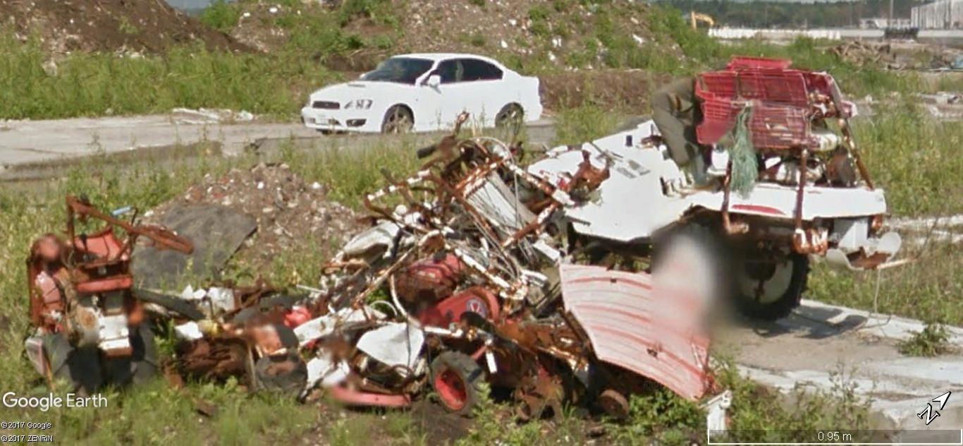 Fukushima. Clichés SV et GE sur une renaissance difficile A167