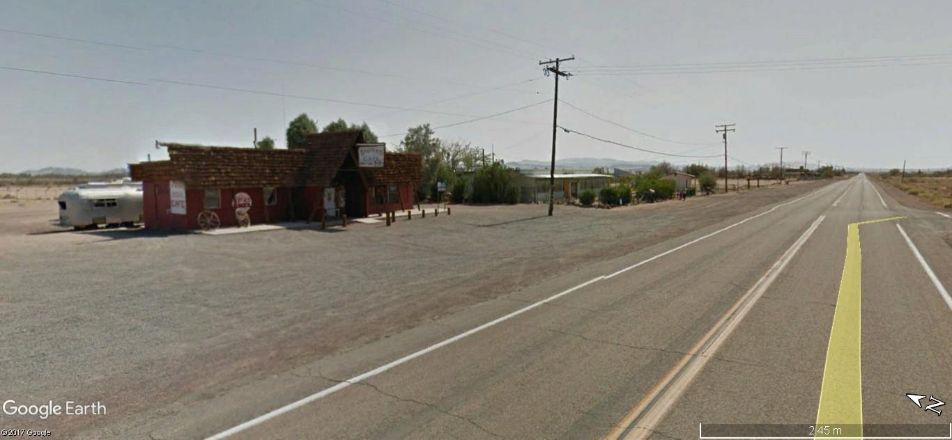BAGDAD CAFE, Newberry Spring, California , USA A198