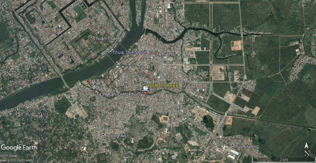 Voyages culinaires et philosophiques (suite) à Da Nang, vietnam A222