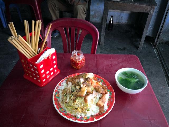 Voyages culinaires et philosophiques (suite) à Da Nang, vietnam A237