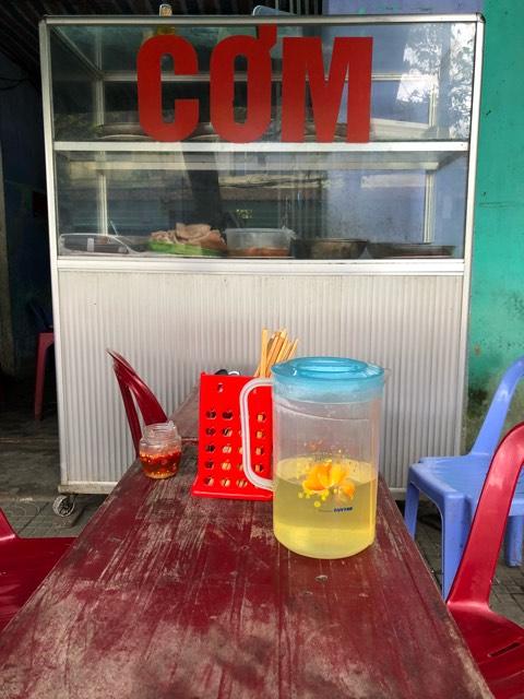 Voyages culinaires et philosophiques (suite) à Da Nang, vietnam A241