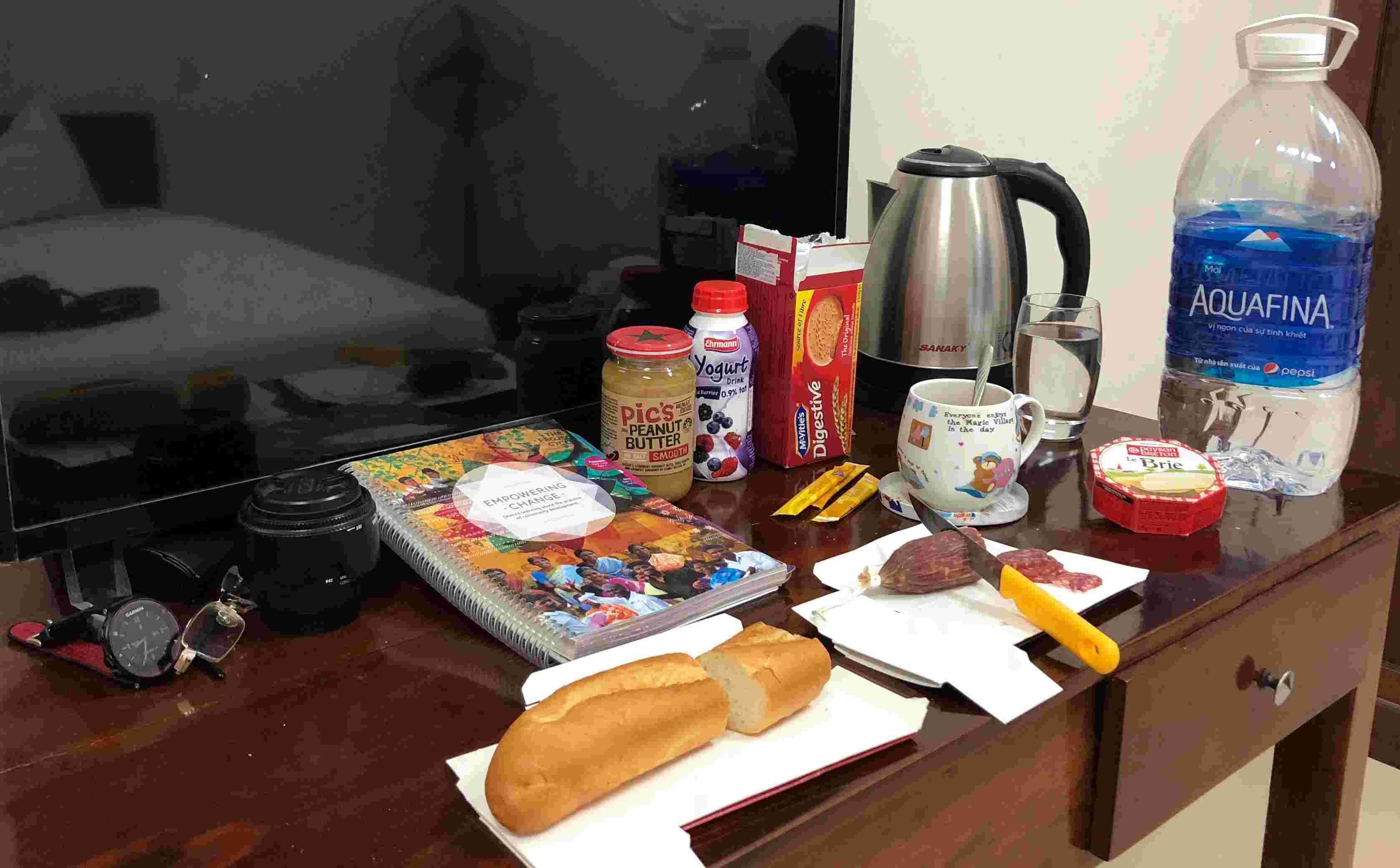 Voyages culinaires et philosophiques (suite) à Da Nang, vietnam - Page 2 A297