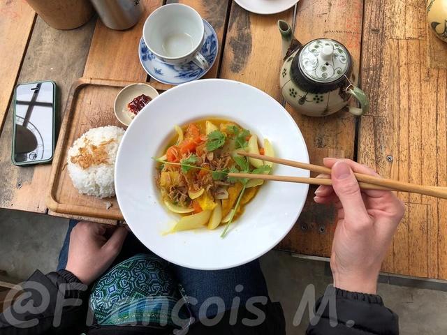 Voyages culinaires et philosophiques (suite) à Da Nang, vietnam - Page 2 A320