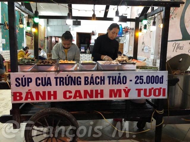 Voyages culinaires et philosophiques (suite) à Da Nang, vietnam - Page 2 A327