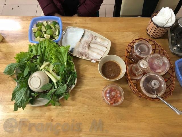 Voyages culinaires et philosophiques (suite) à Da Nang, vietnam A350