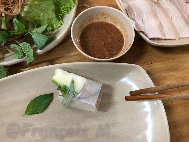 Voyages culinaires et philosophiques (suite) à Da Nang, vietnam A351