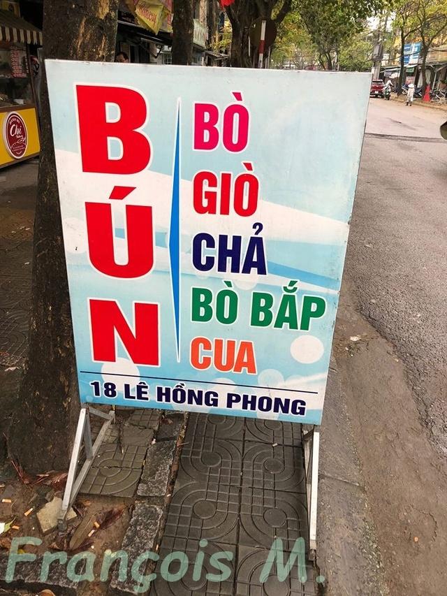Voyages culinaires et philosophiques (suite) à Da Nang, vietnam - Page 2 A483