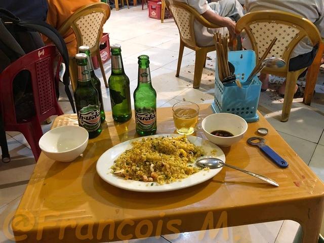 Voyages culinaires et philosophiques (suite) à Da Nang, vietnam A497