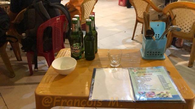 Voyages culinaires et philosophiques (suite) à Da Nang, vietnam A498