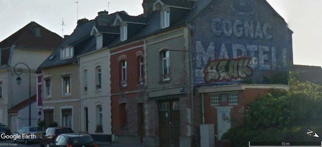 STREET VIEW : Vieilles publicités murales - Page 23 A589