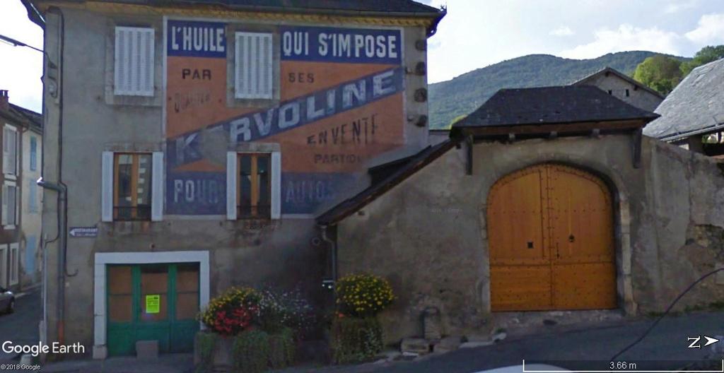 STREET VIEW : Vieilles publicités murales - Page 23 A591