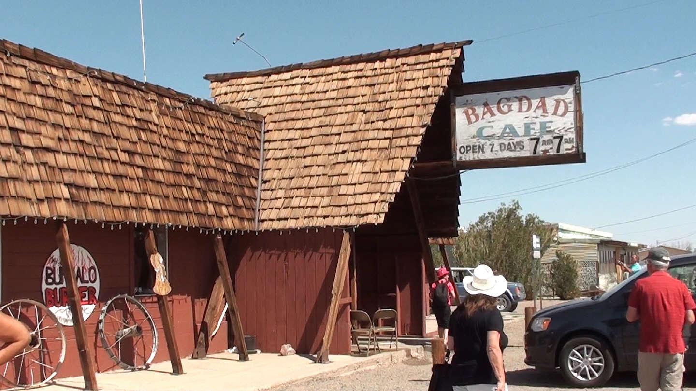BAGDAD CAFE, Newberry Spring, California , USA Bagdad11