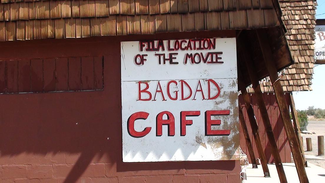 BAGDAD CAFE, Newberry Spring, California , USA Dsc00112