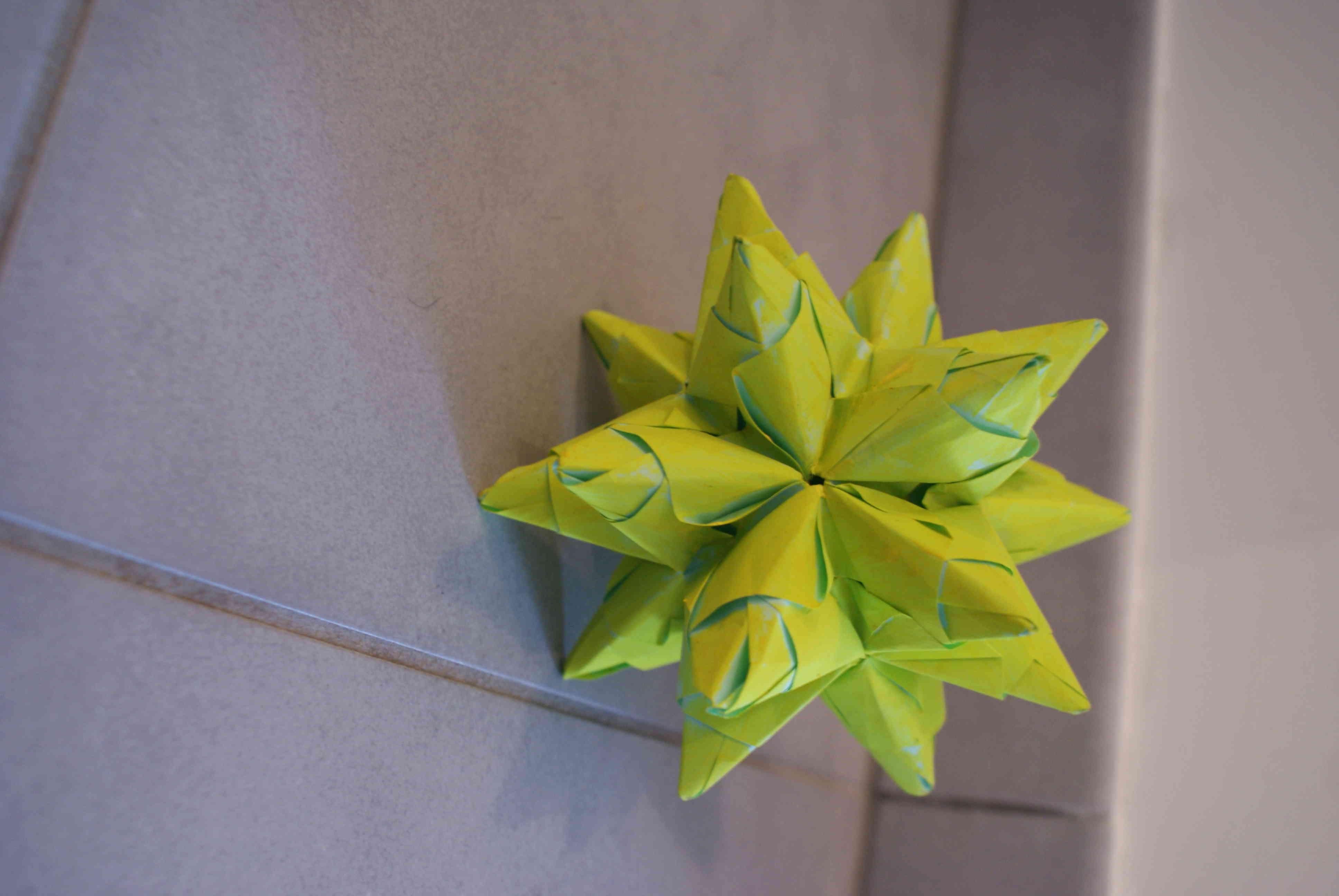 Origami.  Dsc03211