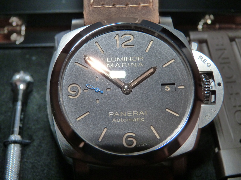 [Revue] Panerai PAM1351 P1050014