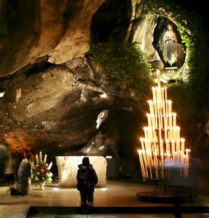Neuvaine 2018 à Notre Dame de Lourdes pour les malades (2 - 10 février) 4983011