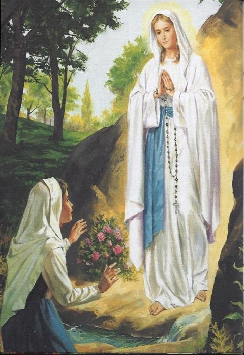 Neuvaine 2018 à Notre Dame de Lourdes pour les malades (2 - 10 février) Ob_bd810