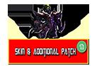 Skin & Adds Patch RF