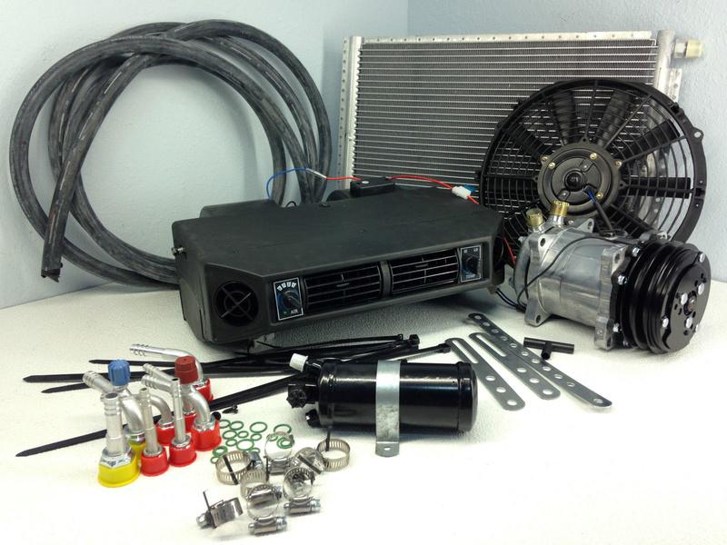 Aggiungere aria condizionata a tutte le auto, ecco il kit!! S-l16011