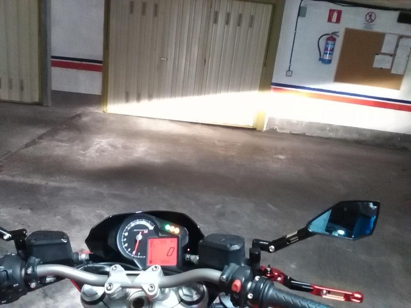 Faro Delantero Led 310