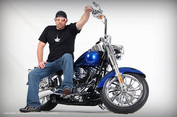 Ils ont posé avec une Harley, principalement les People - Page 39 Imag1426