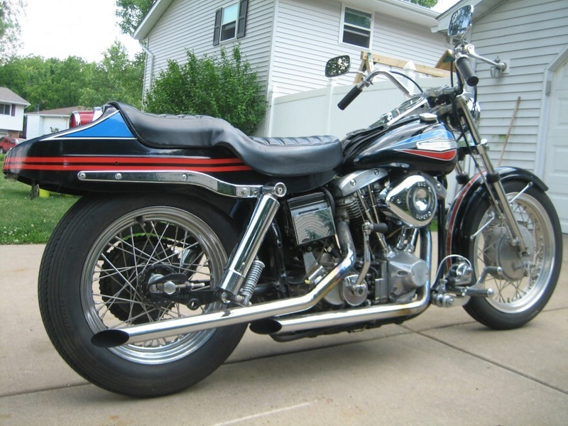 Les vieilles Harley Only (ante 84) du Forum Passion-Harley - Page 3 Imag2698