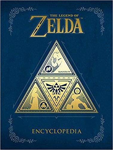 The legend of Zelda - Encyclopedia 51otzs10