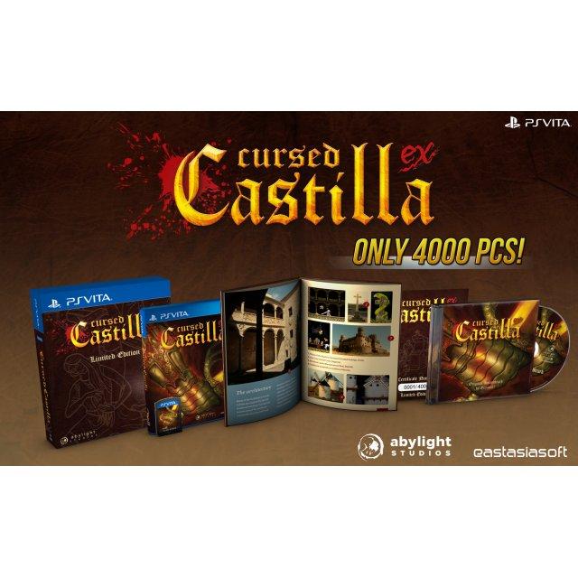 Cursed Castilla EX sur PS VITA Cursed10