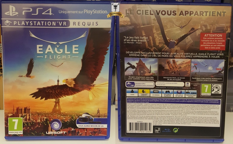 La collection d'Androsis Eagle_10