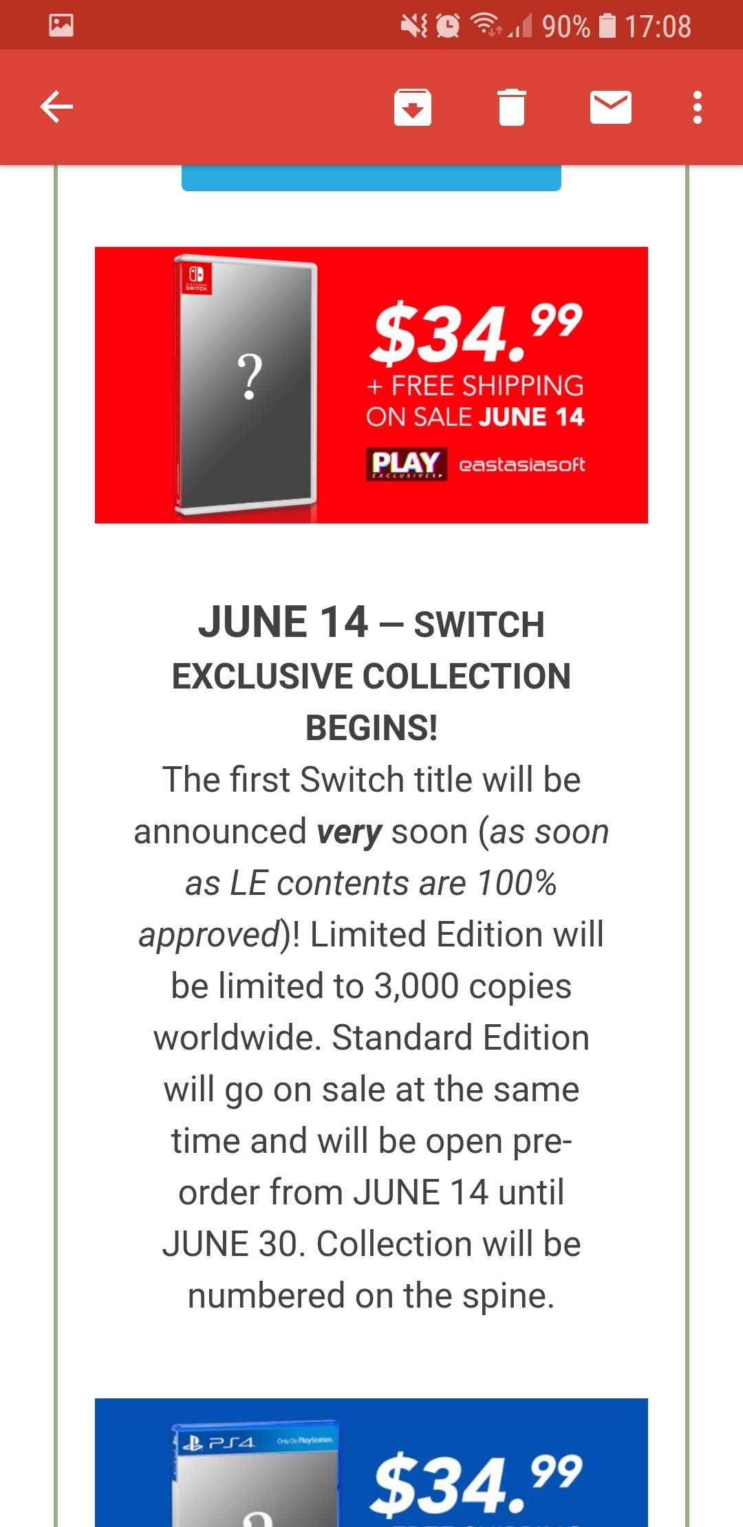 Nintendo Switch - The full set Screen12