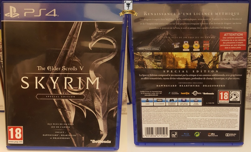 La collection d'Androsis Skyrim10