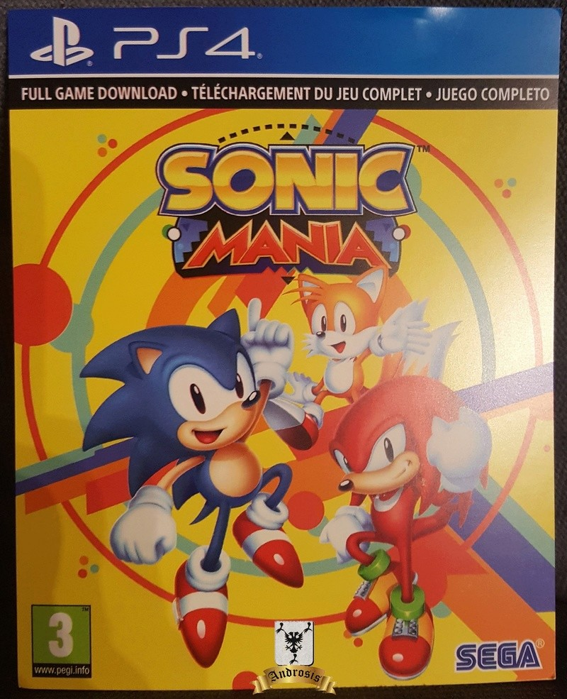 La collection d'Androsis Sonic_10