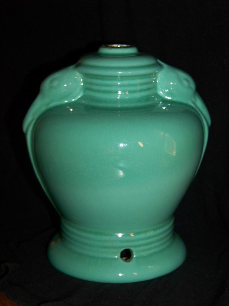 Unmarked ceramic lamp base 100_6310