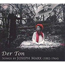 Joseph MARX (1882-1964)  - Page 2 51tjdd10