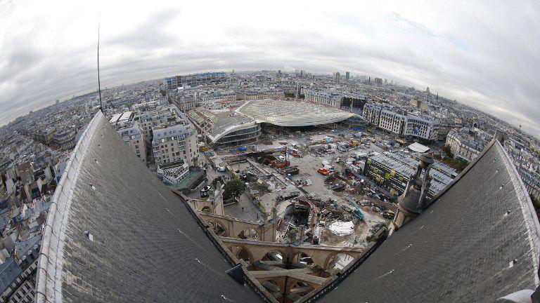 Les Halles, Ventre de Paris 000_pa10