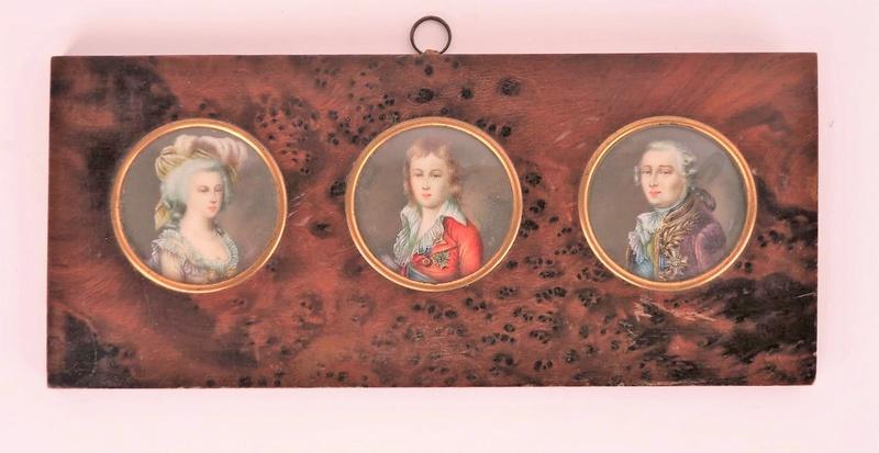 A vendre: miniatures de Marie Antoinette et de ses proches - Page 13 15193110