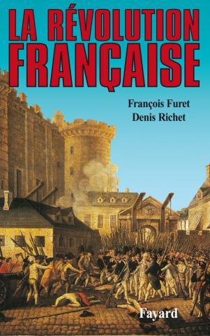 La Révolution française de François Furet et Denis Richet 97822111