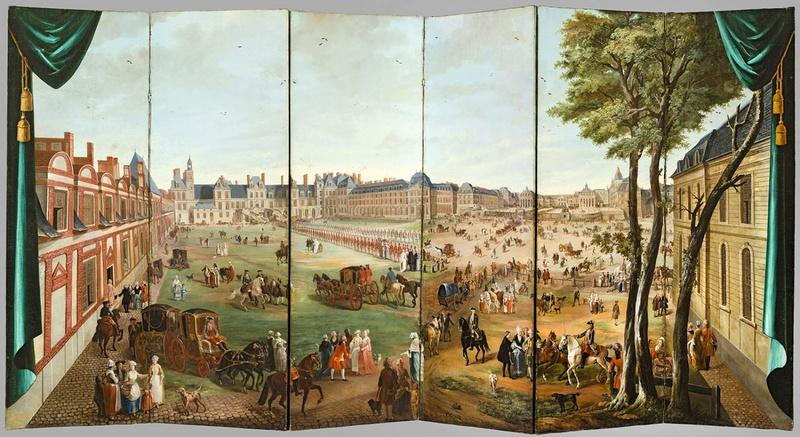 Le Met se met à l'heure de la cour de Versailles Foldin10