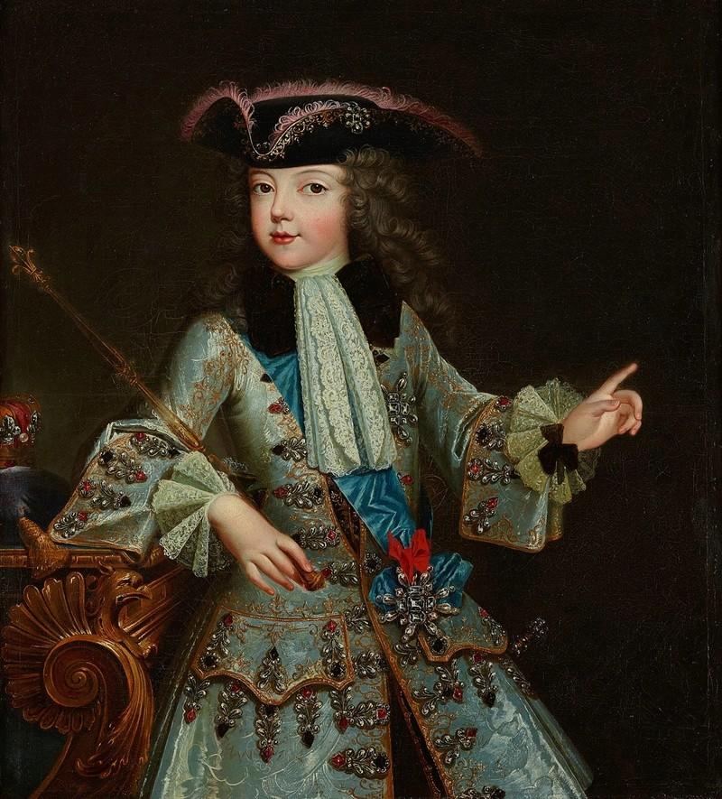 Le Met se met à l'heure de la cour de Versailles Louis-10