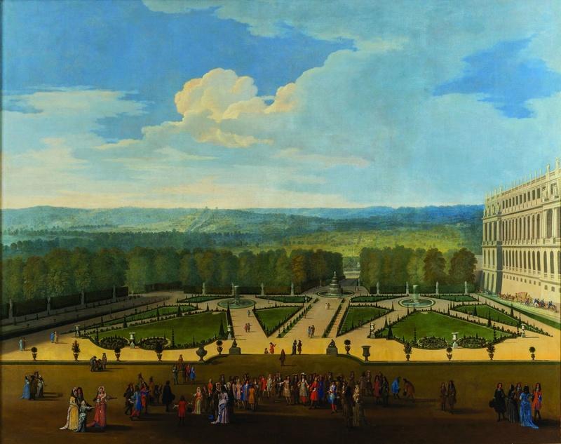 Le Met se met à l'heure de la cour de Versailles Promen10