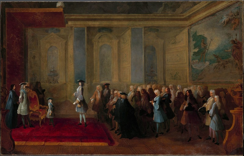 Le Met se met à l'heure de la cour de Versailles The-fo10