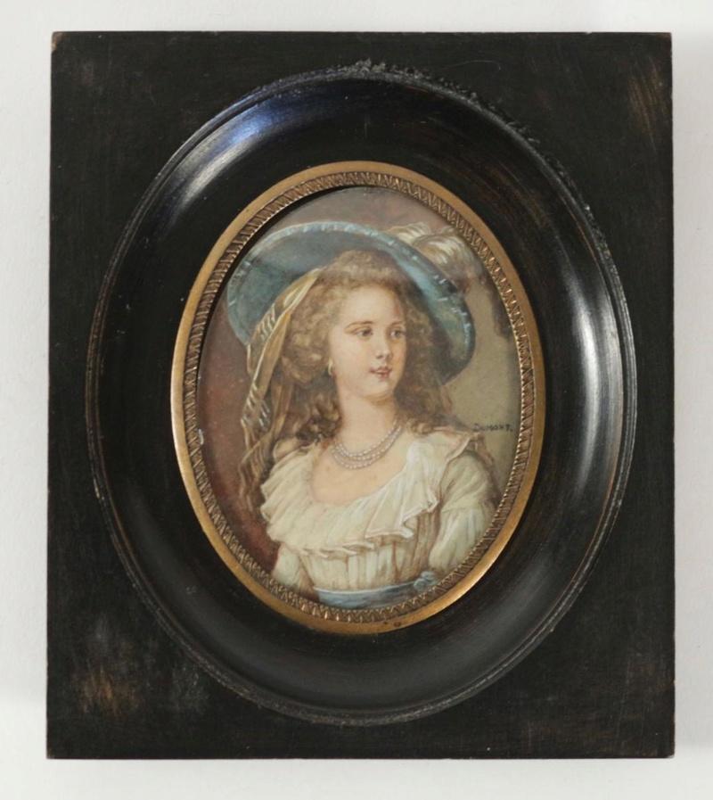 A vendre: miniatures de Marie Antoinette et de ses proches - Page 13 Zzz516