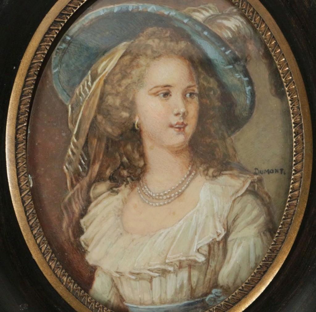A vendre: miniatures de Marie Antoinette et de ses proches - Page 13 Zzz612