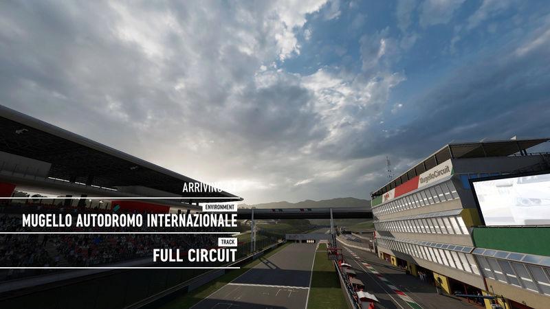 Round 3 - Mugello - Drivers Briefing 31138010