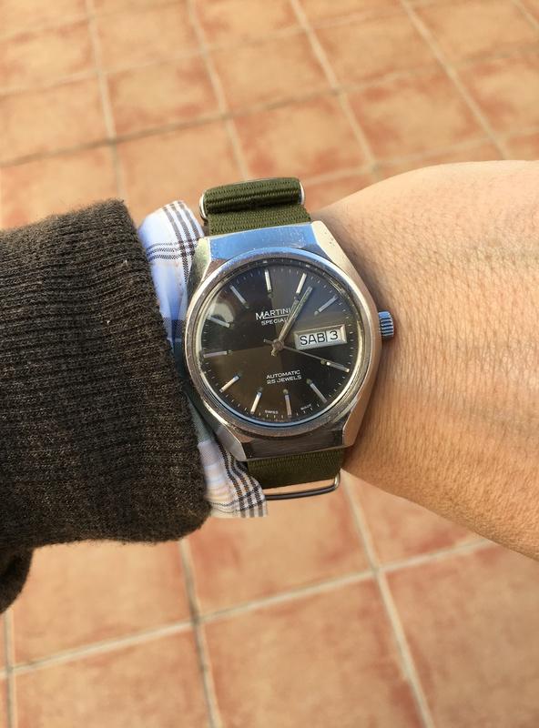 O meu relógio tem uma história 9d28ad10