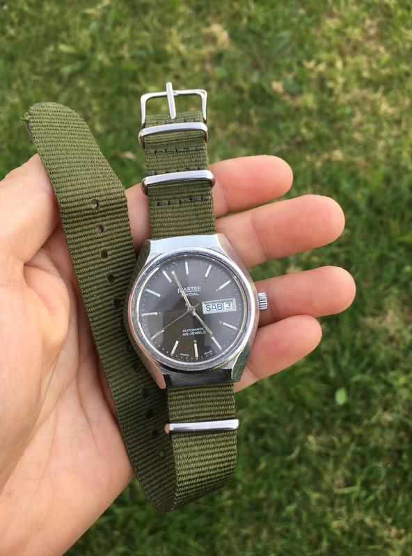 O meu relógio tem uma história Ec7cd910