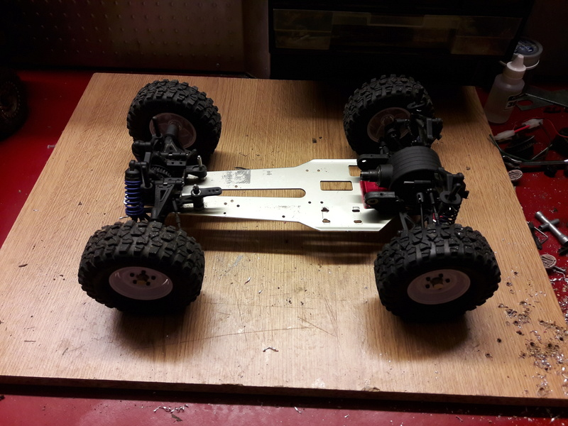 Reconversion chassis piste 20180218