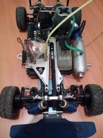 Reconversion chassis piste 89022010